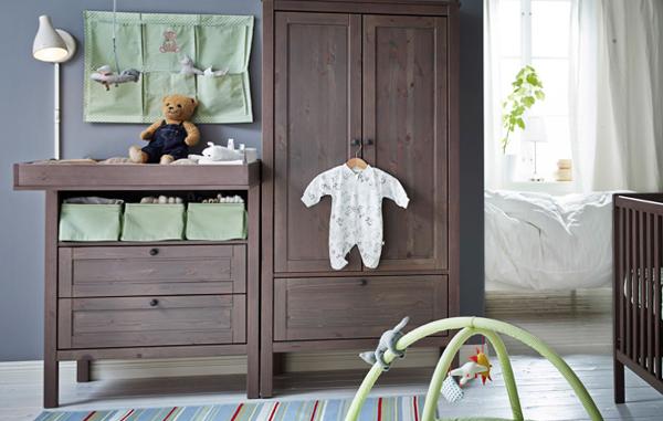 Мебель Икеа для детской (хранение) – 6