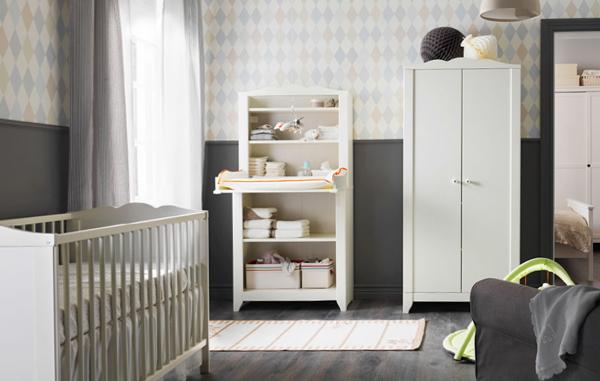 Мебель от Икеа для детской (хранение) – 1