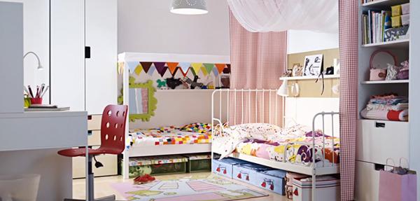 Мебель Икеа для детской (кровати) – 1