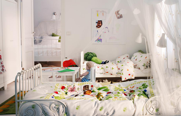 Мебель Икеа для детской (кровати) – 2
