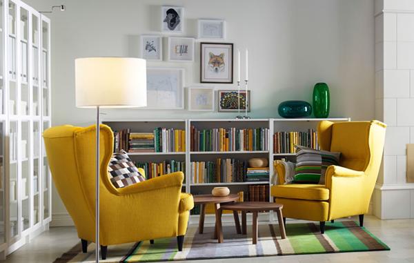 Мебель от Икеа для гостиной (мягкая мебель) – 1