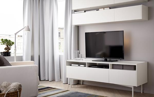Мебель от Икеа для гостиной (для ТВ) – 3