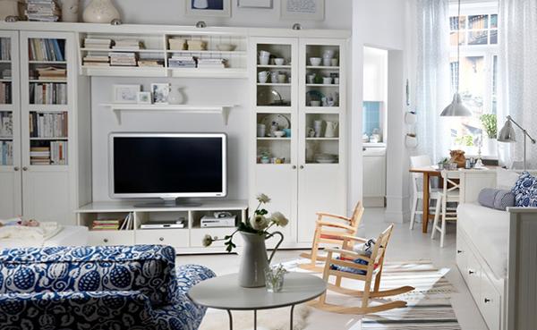 Мебель от Икеа для гостиной (для ТВ) – 4