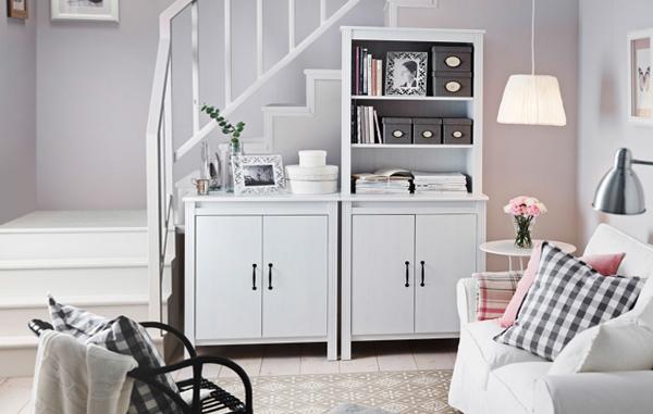 Мебель Икеа для гостиной (хранение) – 1