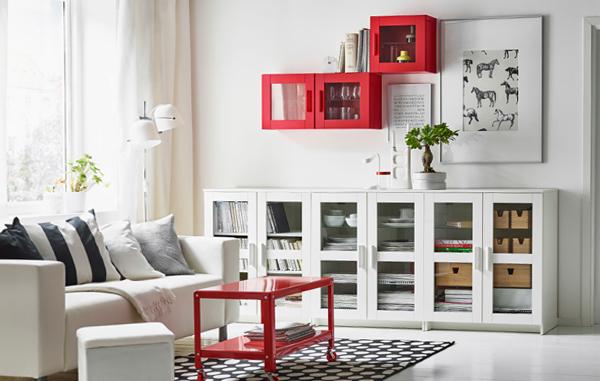 Мебель Икеа для гостиной (хранение) – 3