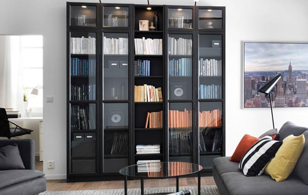 Мебель Икеа для гостиной (хранение) – 6