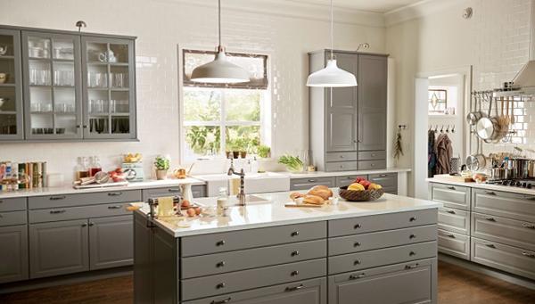 Мебель от Икеа для кухни (цвет) – 1