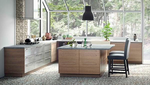 Мебель Икеа для кухни (планировка) – 4