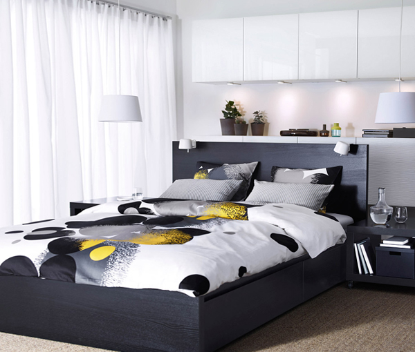Мебель Икеа для спальни (кровать) – 6