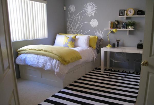 Мебель от Икеа для спальни (кровать) – 1