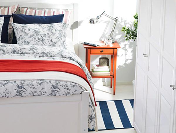Мебель от Икеа для спальни (кровать) – 2