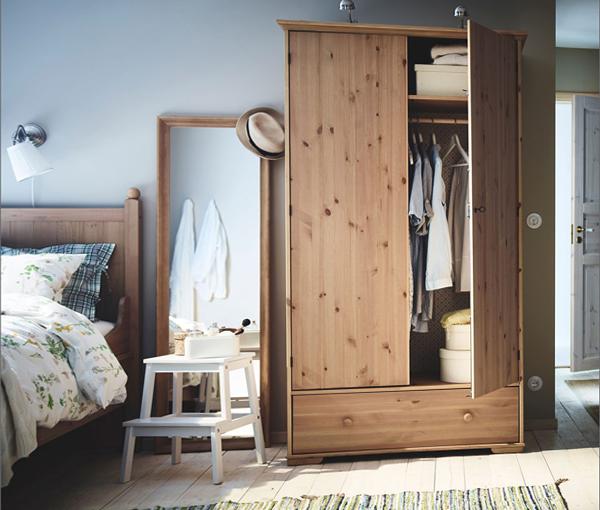 Мебель Икеа для спальни (хранение) – 2