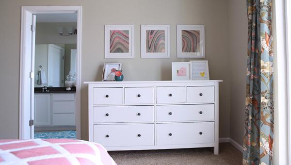 Мебель от Икеа для спальни (хранение) – 1