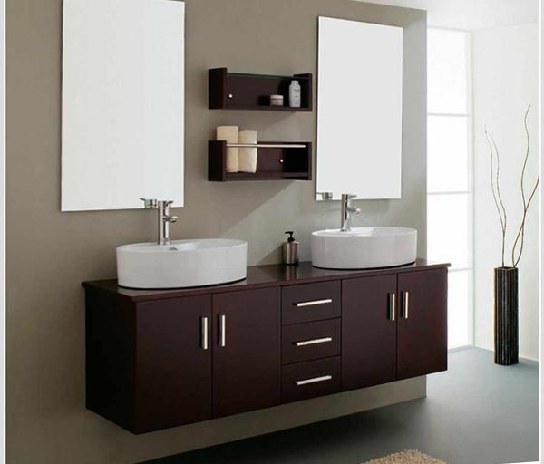 Мебель Икеа для ванной (тумба для раковины) – 4