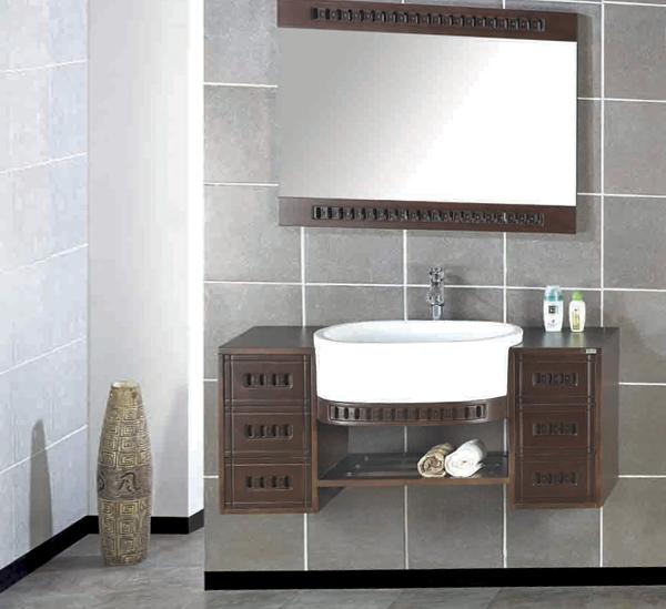 Мебель Икеа для ванной (тумба для раковины) – 6
