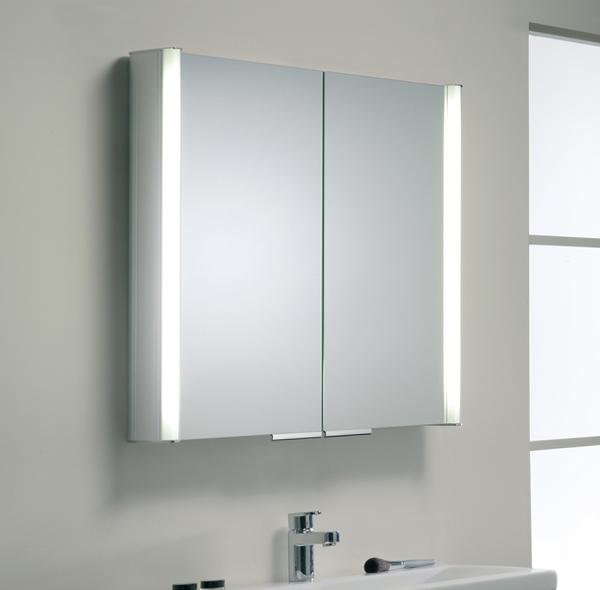 Мебель Икеа для ванной (шкафчик с зеркалом) – 5