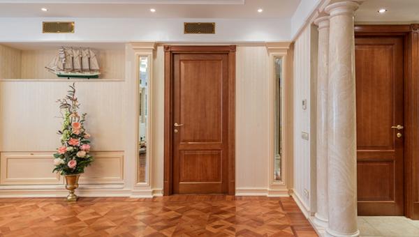 Двери из массива дерева - 02