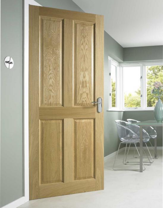 Двери из ДВП - 01