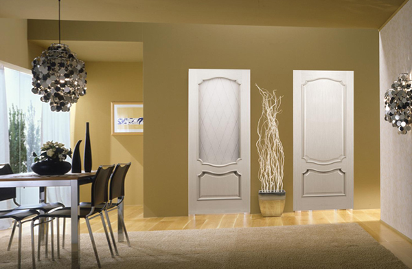 Двери из ДВП - 03