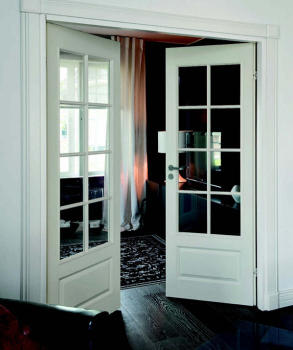 Распашные двери - 02