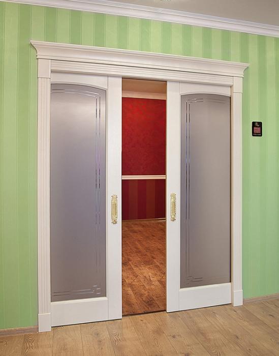 Раздвижные двери - 04