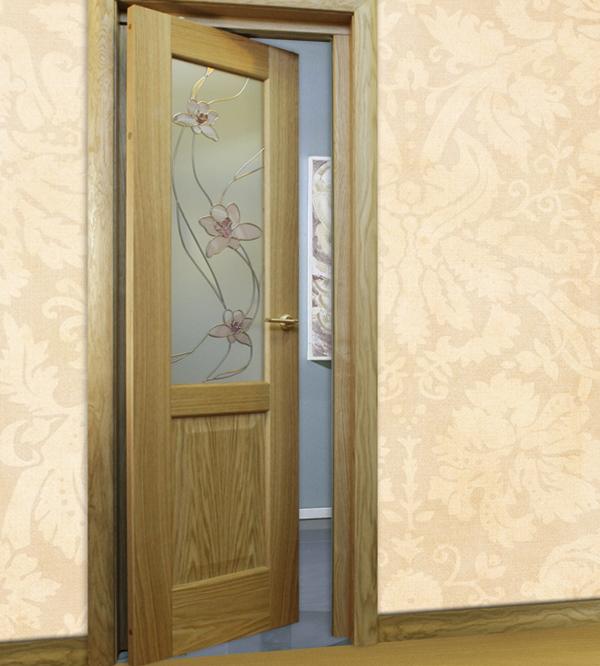 Роторные двери - 01