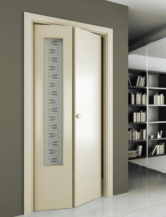 Складные двери - 03