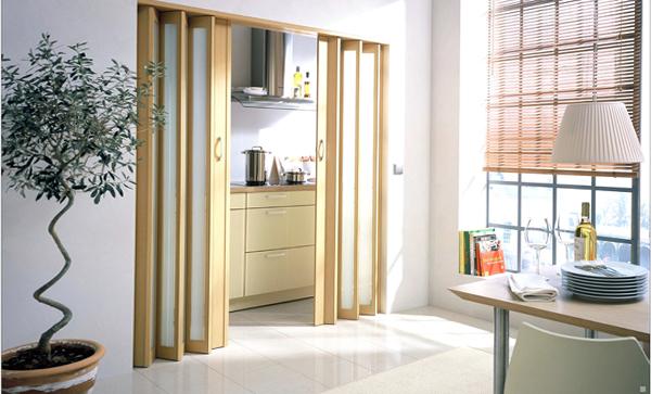 Складные двери - 01