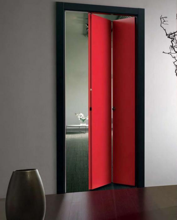Складные двери - 04