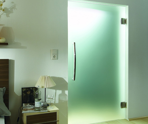 Двери из стекла - 03