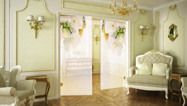 Двери из стекла - 04