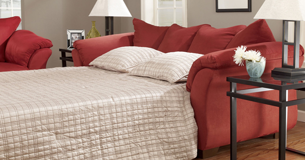 Мягкая мебель (диван-кровать) – 2