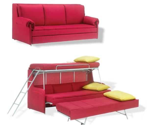 Мягкая мебель (диван-трансформер) – 4