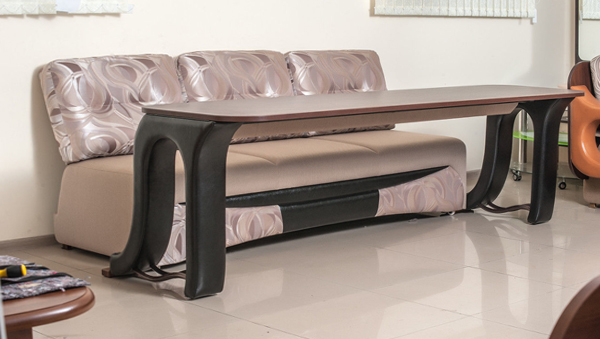 Мягкий гарнитур (диван-трансформер) – 1