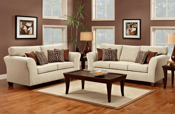 Мягкая мебель (диван классический) – 2