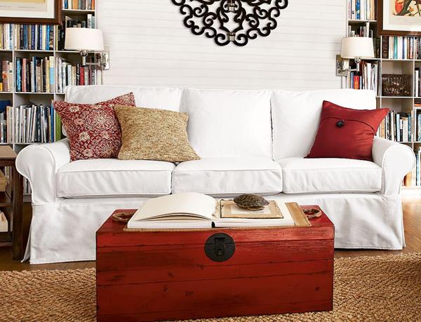 Мягкий гарнитур (диван классический) – 1