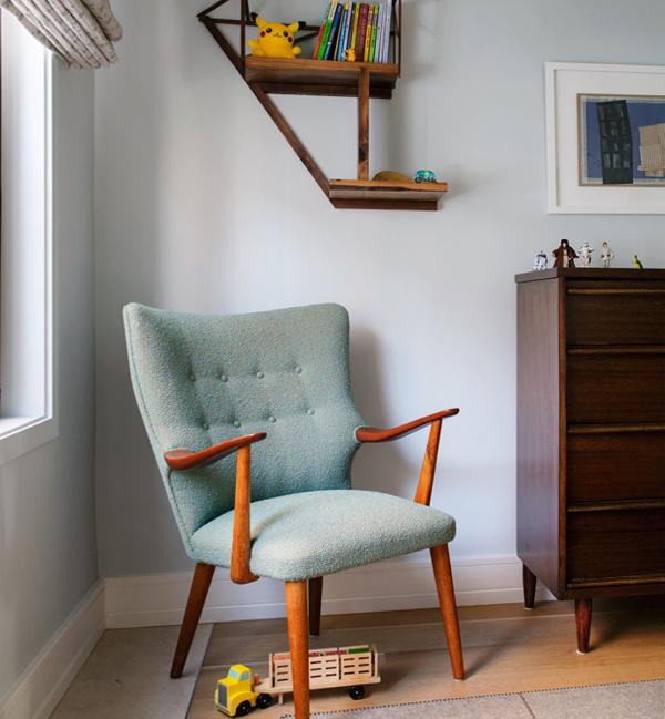 Мягкая мебель (кресло классическое) – 1