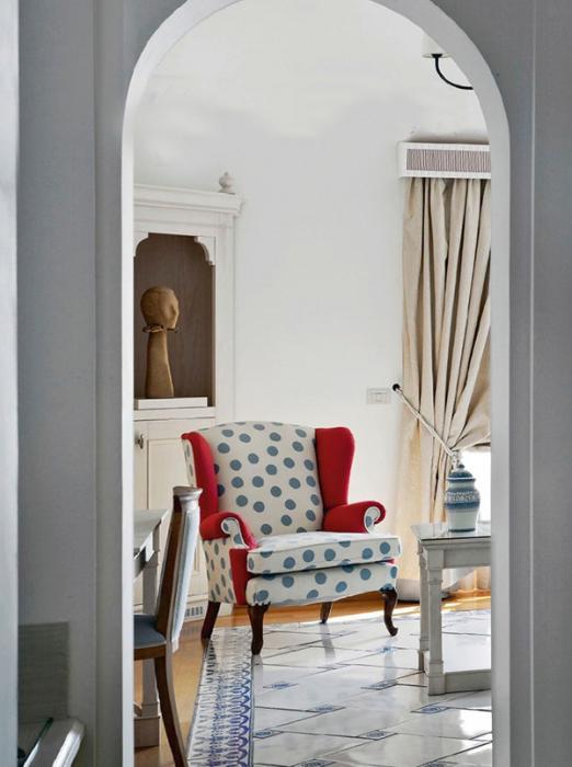 Мягкая мебель (кресло классическое) – 4