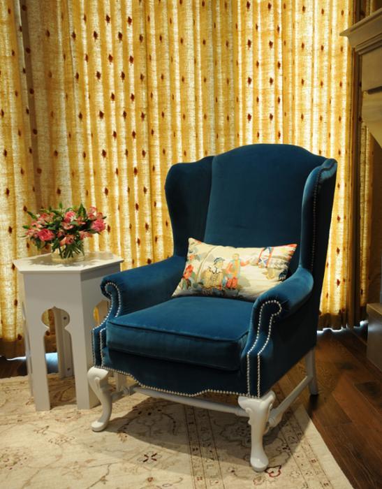 Мягкий гарнитур (кресло классическое) – 1
