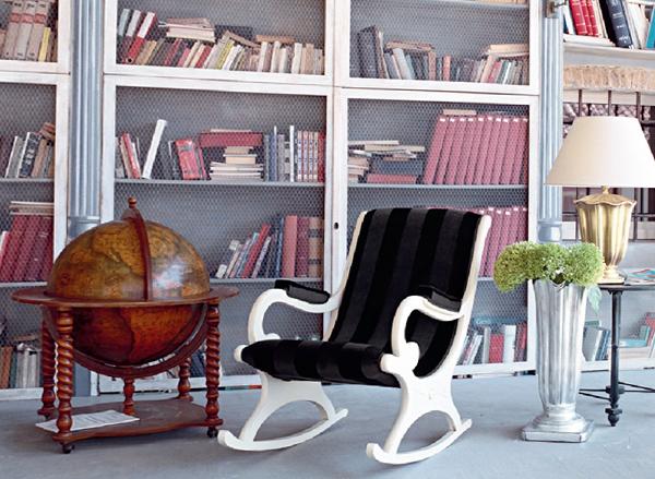 Мягкая мебель (кресло качалка) – 2