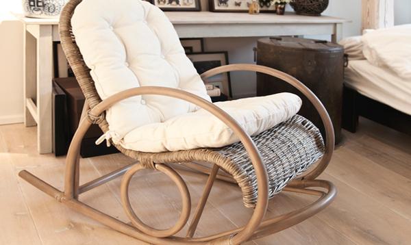 Мягкая мебель (кресло качалка) – 3