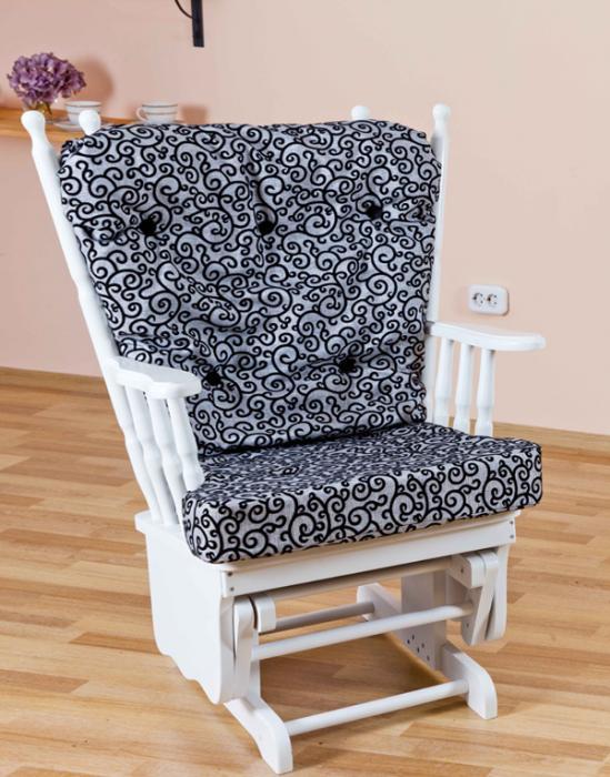 Мягкая мебель (кресло качалка) – 4
