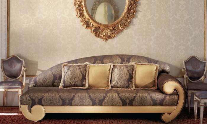 Мягкая мебель (кушетка) – 3