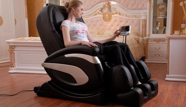Мягкая мебель (кресло массажное) – 4
