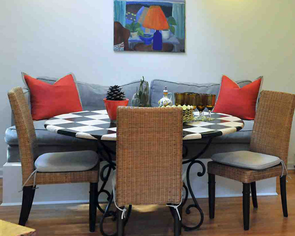 Мягкая мебель (в кухне) – 2