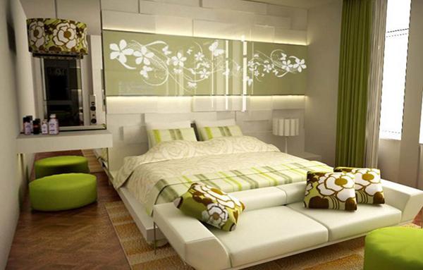 Мягкий гарнитур (в спальне) – 1