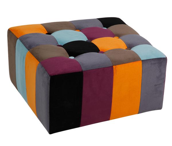 Мягкая мебель (пуфик) – 1