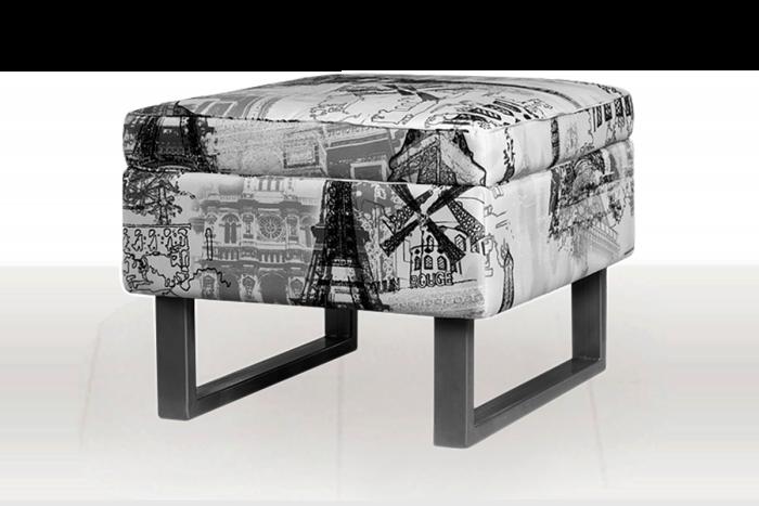 Мягкая мебель (пуфик) – 3