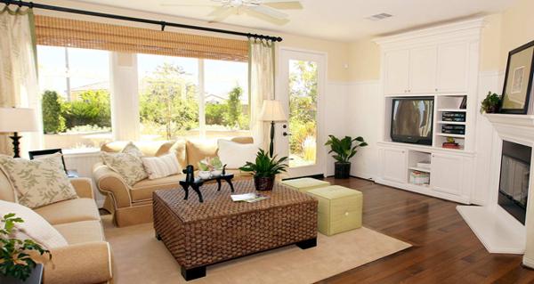 Мягкая мебель (в гостиной) – 1