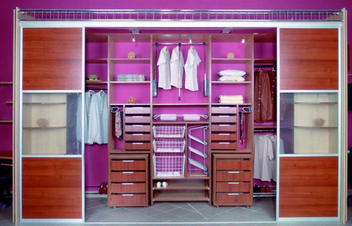 Шкафы-купе в спальню - фото 110 идей, угловые и встроенные шкафы-купе